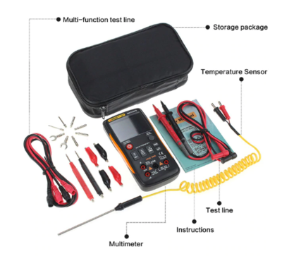 Digital Multimeter Kit