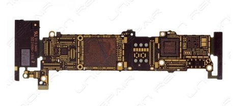 iPhone 5s PRACTICE bare logic board