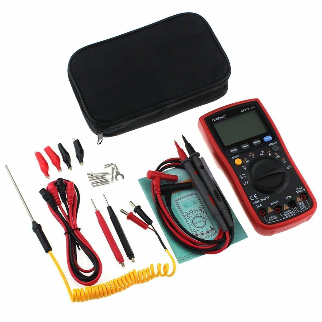 Digital Multimeter Kit