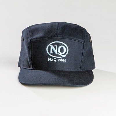 NQ Baby Blue on Navy Visor (Now Available)
