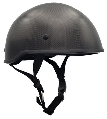 Smallest DOT Helmet - HamrHead Curve Carbon