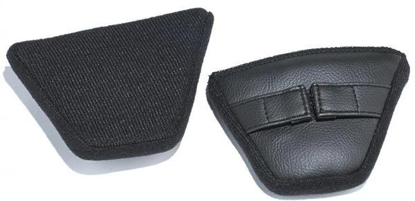 Padded Ear Muffs for Akoury AK-EM-BLK