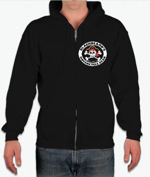 Blackbeard's Fleece Hoodie OOS-HOOD