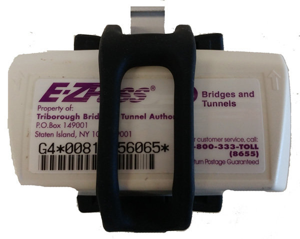 Toll Pass Motorcycle Holder HB-EZ-01
