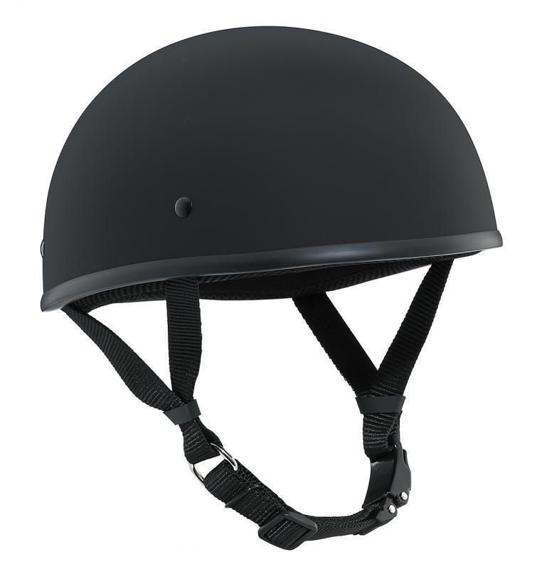 Smallest DOT Helmet - HamrHead Shorty