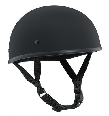 Smallest DOT Helmet - HamrHead Shorty