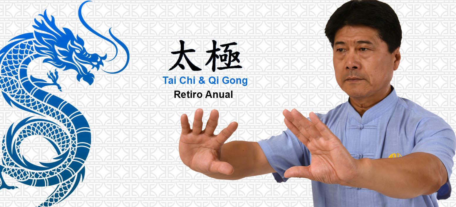 Retiro Tai Chi & Qi Gong para la Salud y Longevidad en Habitación Compartida 00226