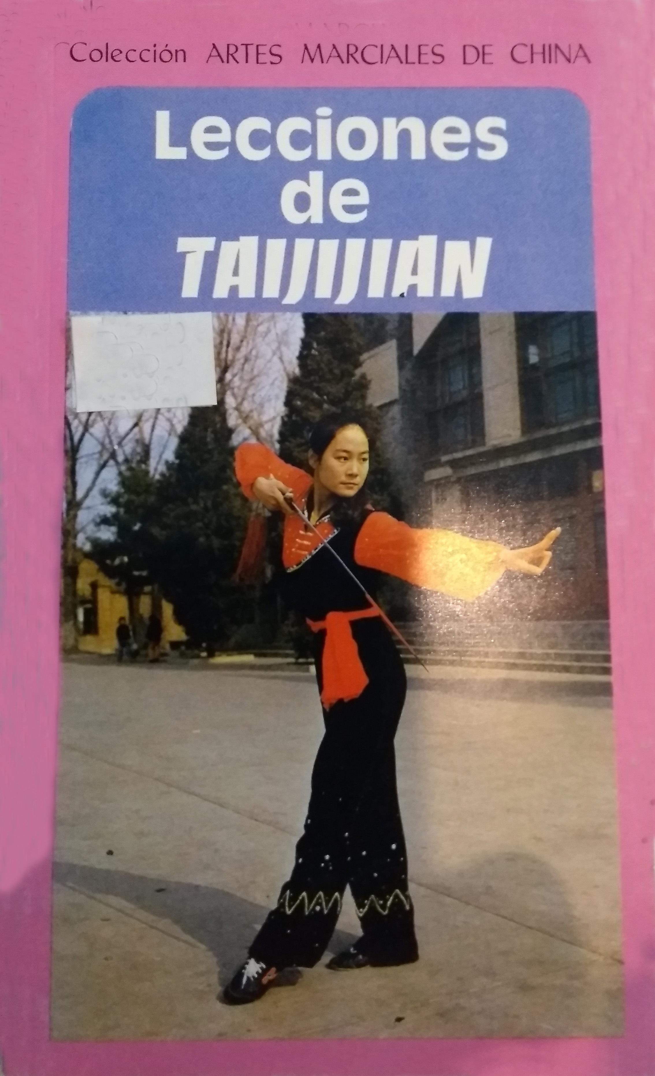 Lecciones de Taijijian 00228