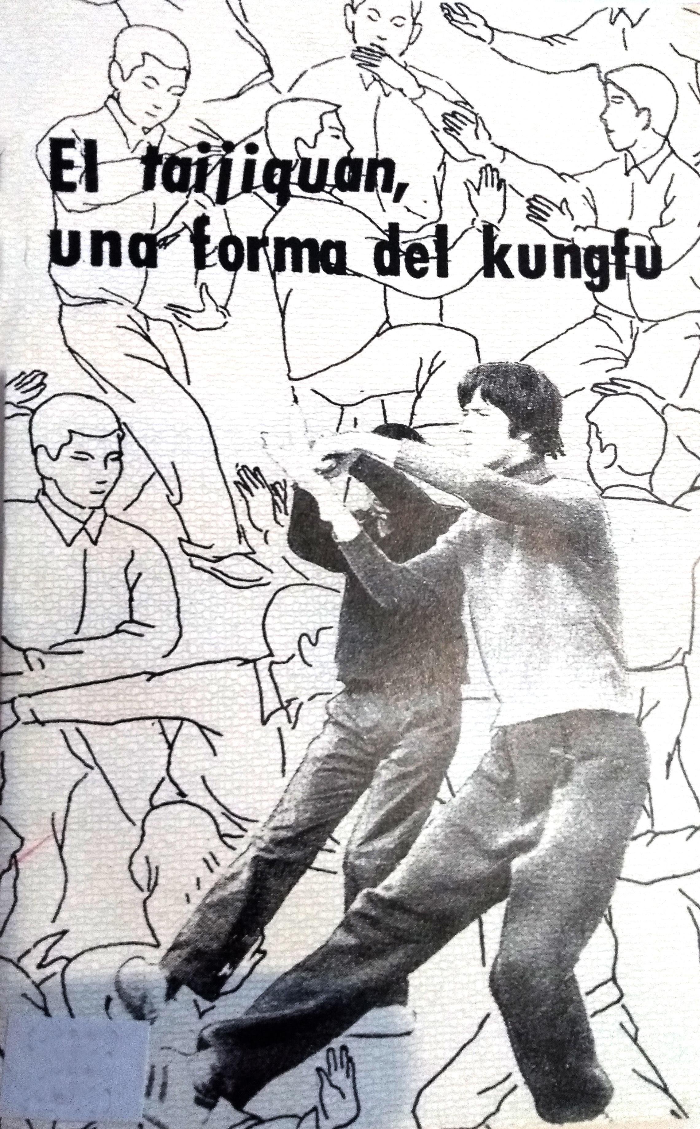 El Taijiquan, una forma del kung fu. Forma 24 00231