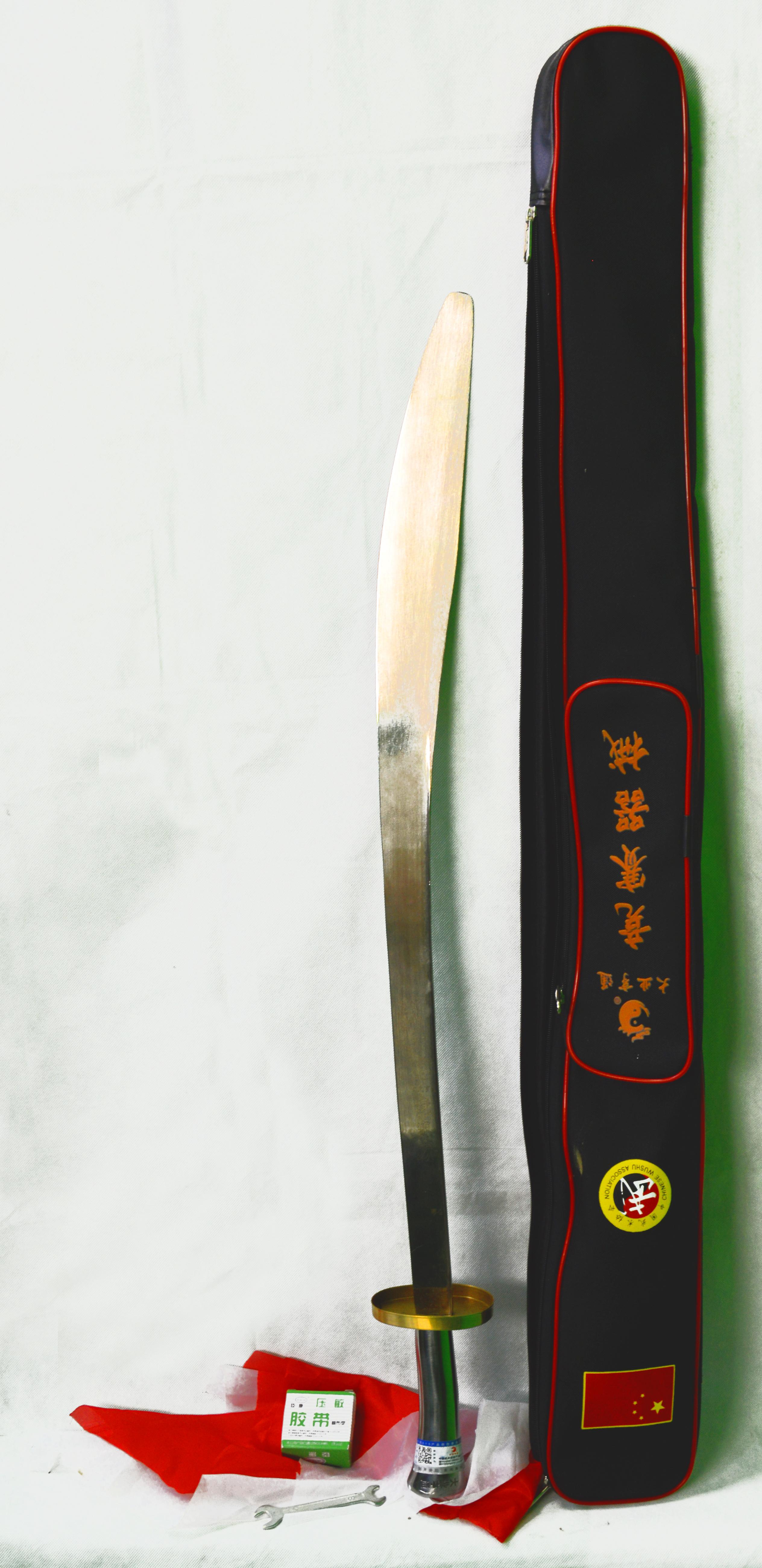 Sable Oficial de Wu Shu Flexible para competencia 00237