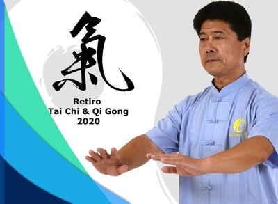 Retiro Tai Chi & Qi Gong para la Salud y Longevidad 2020 en Habitación Compartida