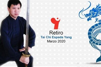 Retiro Tai Chi Espada Familia Yang 2020 Habitación Individual