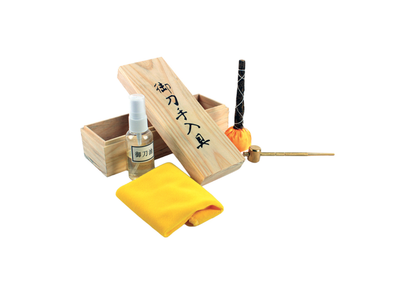 Kit de Mantenimiento y limpieza para Katanas 00140