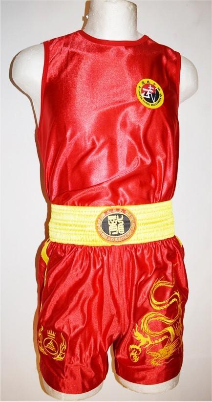 Uniforme Oficial de SanDa Rojo 00213