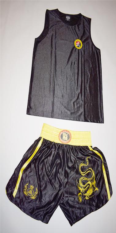 Uniforme Oficial de SanDa Negro 00215