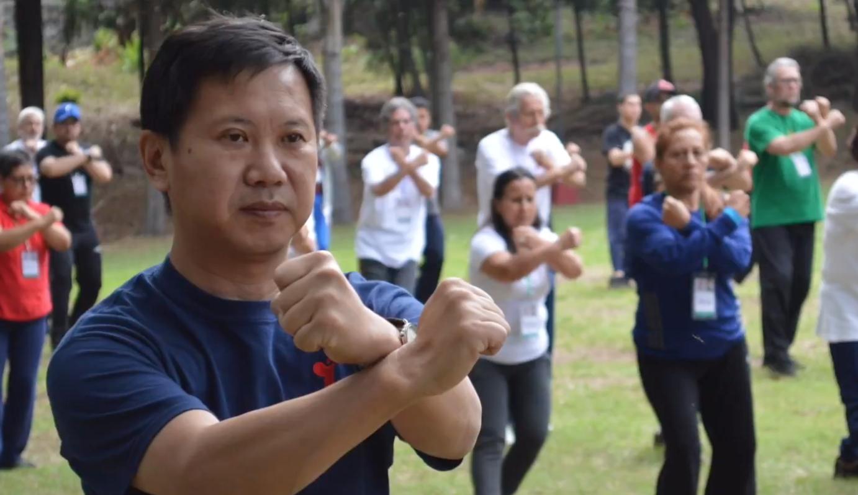 Retiro Tai Chi Familia Yang 2019