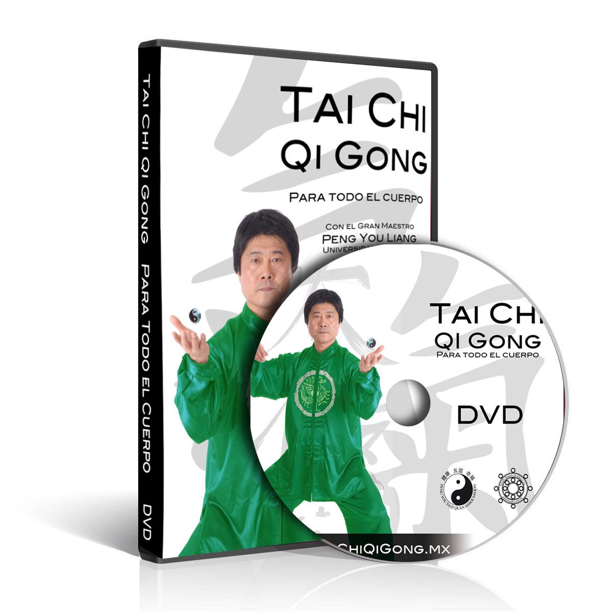 Tai Chi Qi Gong para todo el cuerpo en español. 00023