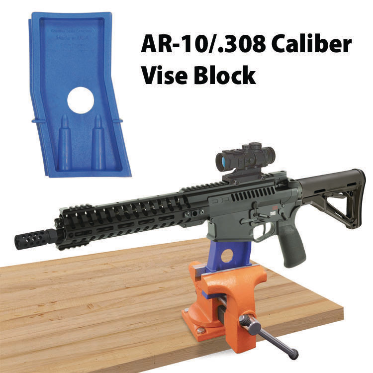 AR-10/.308 Caliber Vise Block