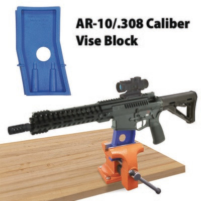 AR-10/.308 Caliber Vise Block