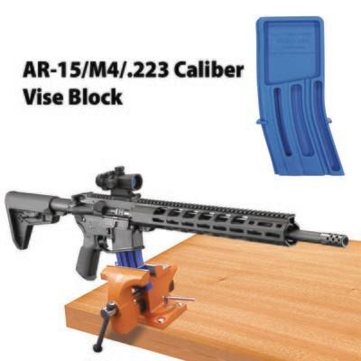 AR-15/M4/.223 Caliber Vise Block