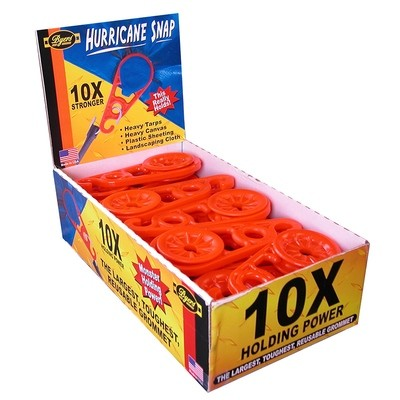 Byers' Hurricane Snaps - 30 Pc. Display