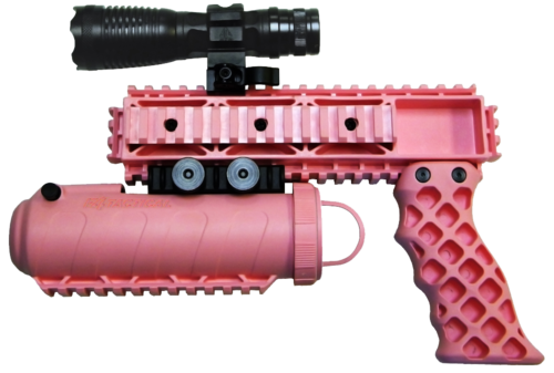 The Defender - Pink