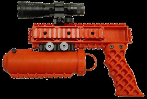 The Defender - Safety Orange