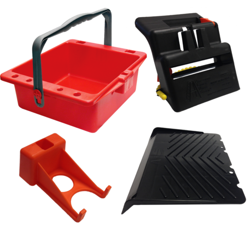P.L.U.S. Heavy-Duty 4-Piece Kit for Ladders