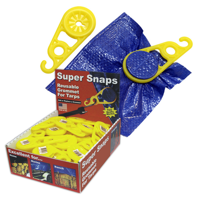 Byers' Super Snaps - 48 Pc. Display