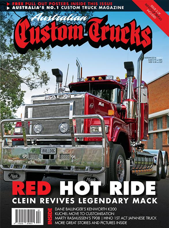 Issue 3 Australian Custom Trucks ACT0003