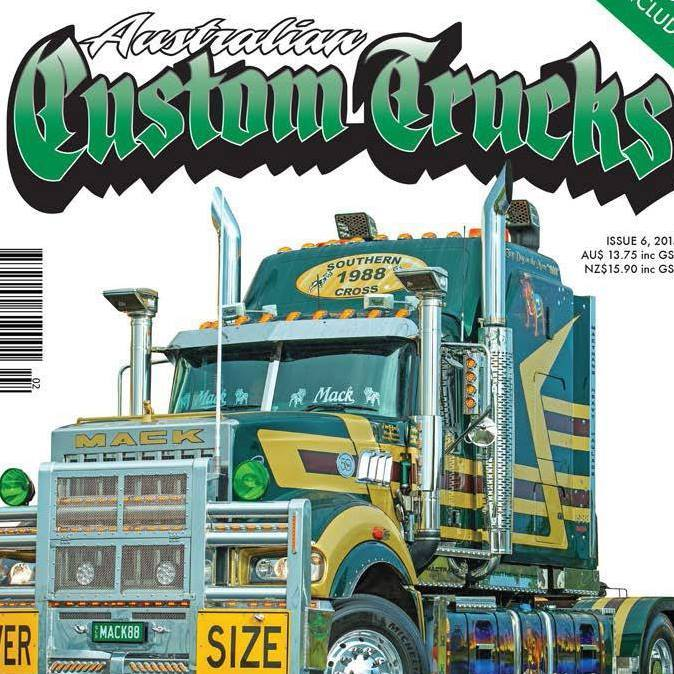 Issue 6 Australian Custom Trucks ACT0006