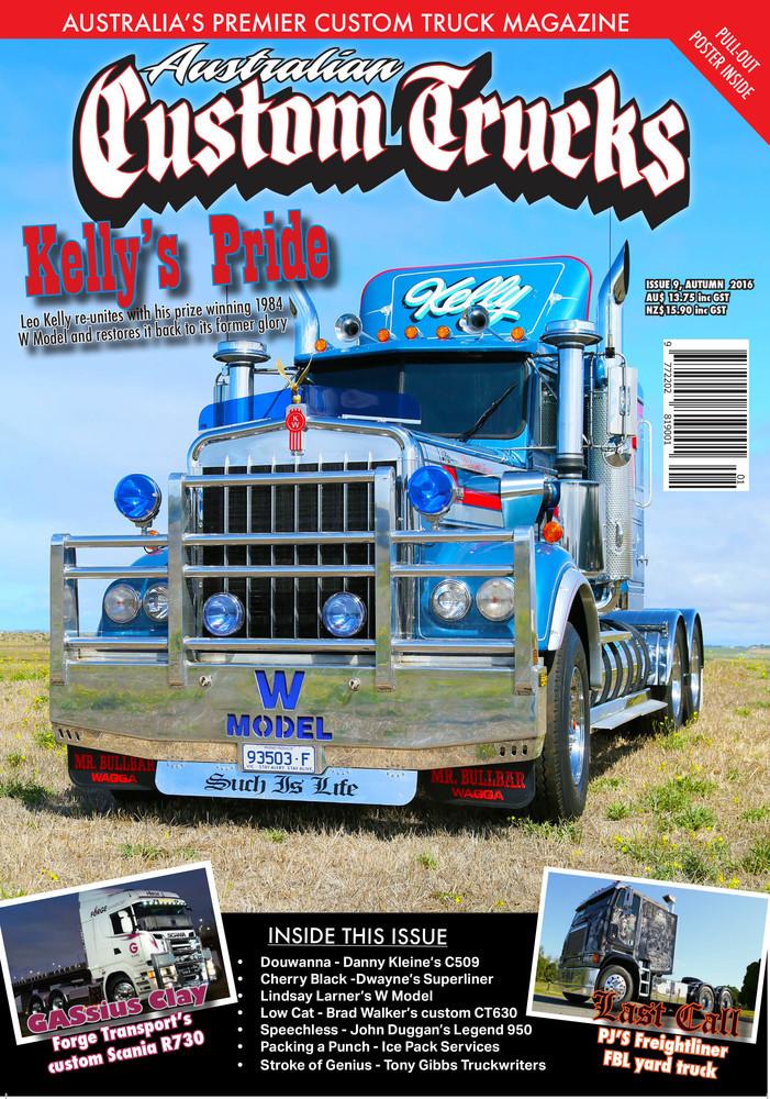 Issue 9 Australian Custom Trucks ACT00009