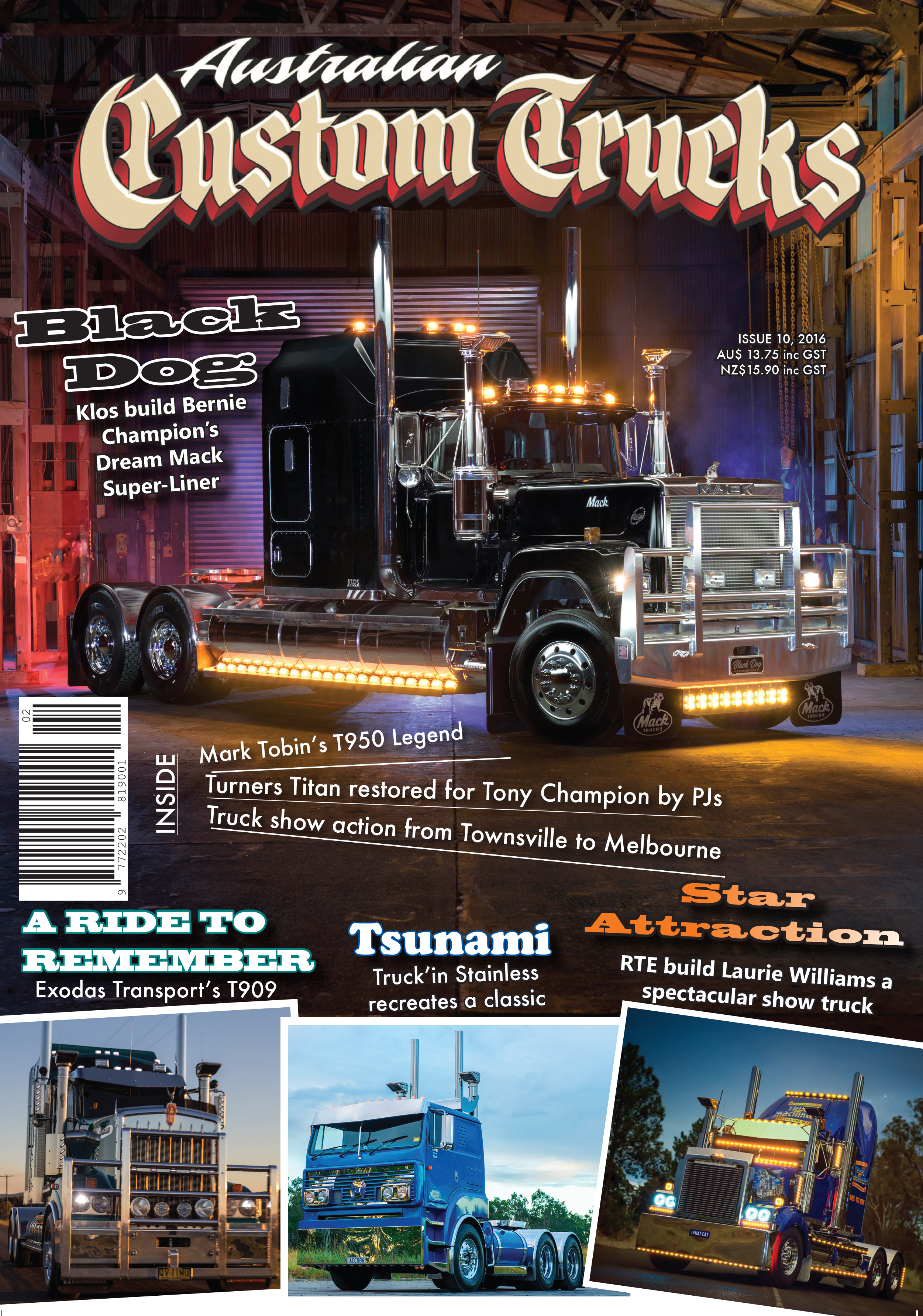 Issue 10 Australian Custom Trucks ACT00010