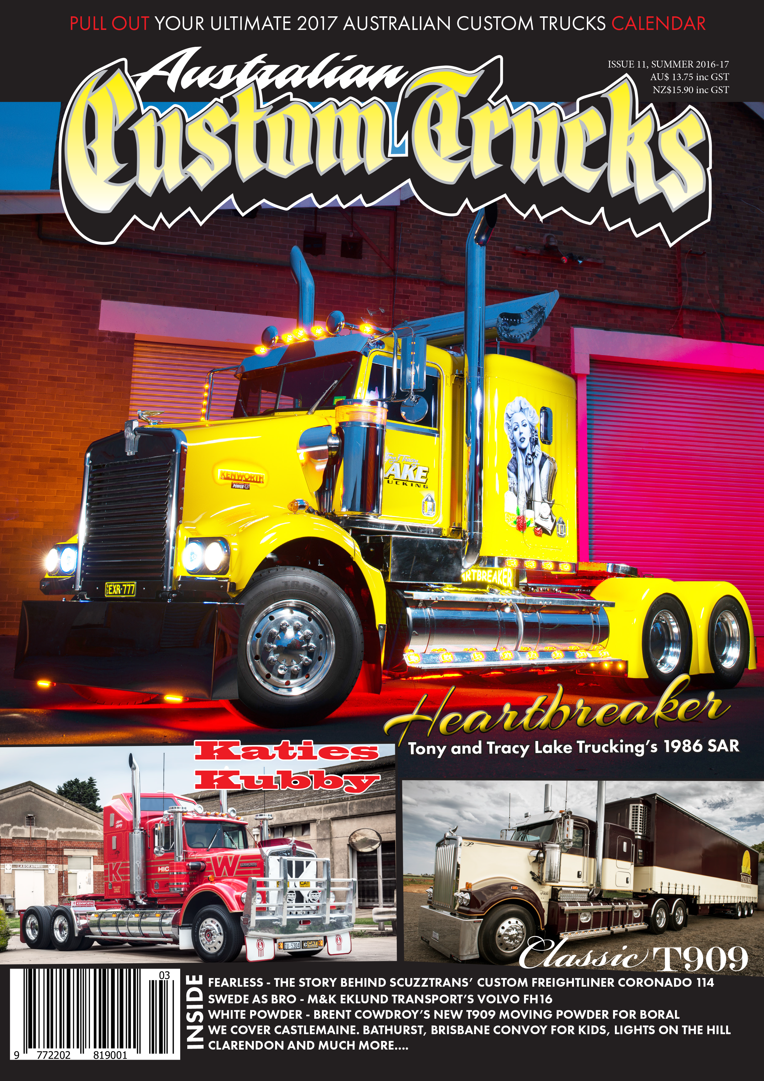Issue 11 Australian Custom Trucks ACT000011