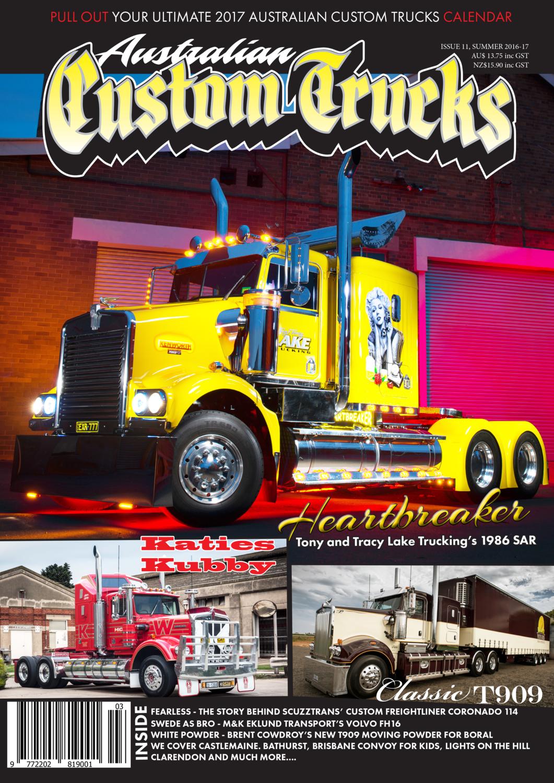 Issue 11 Australian Custom Trucks