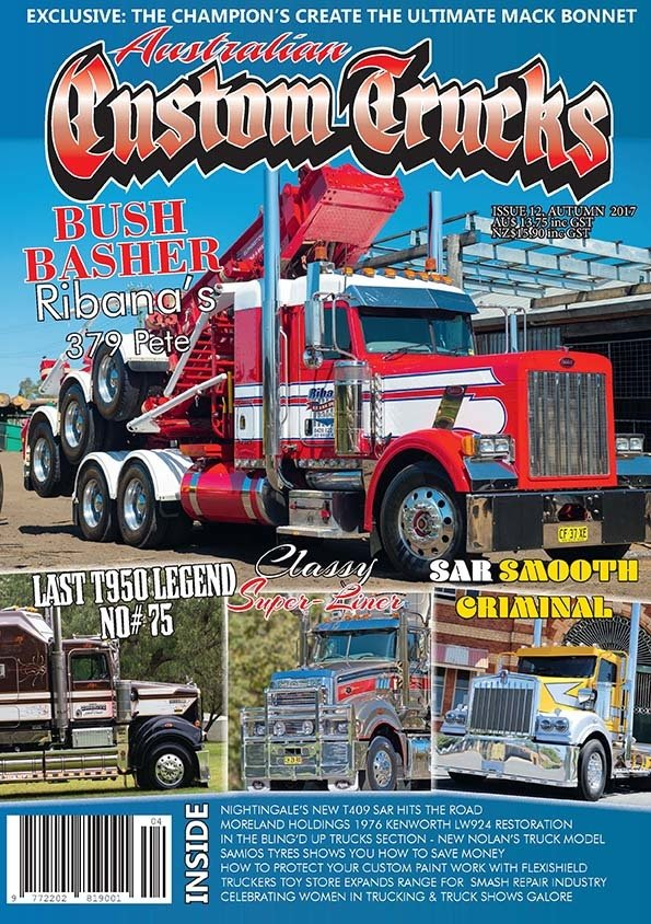 Issue 12 Australian Custom Trucks ACT 12