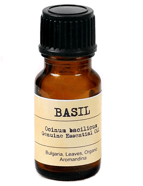 Basil Essential Oil 90001