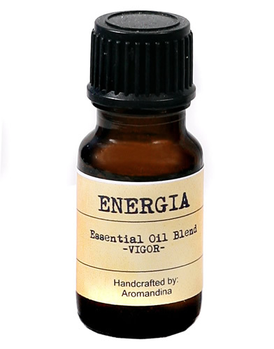 Energia (ENERGY) Essential Oil Blend 60060