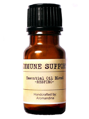 Immune System Support Essential Oil Blend 10012