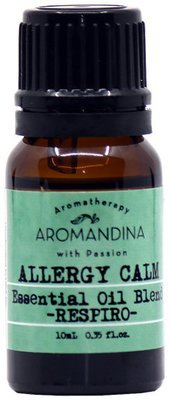 Allergy Calm Essential Oil Blend