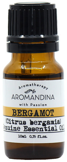 Bergamot Essential Oil 90007
