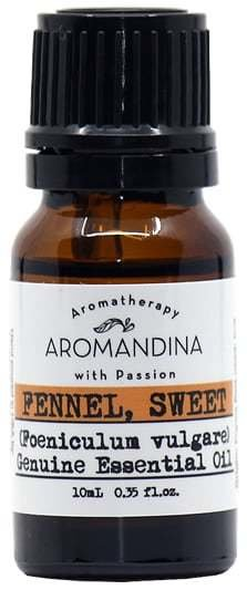 Fennel, Sweet Essential Oil 90030