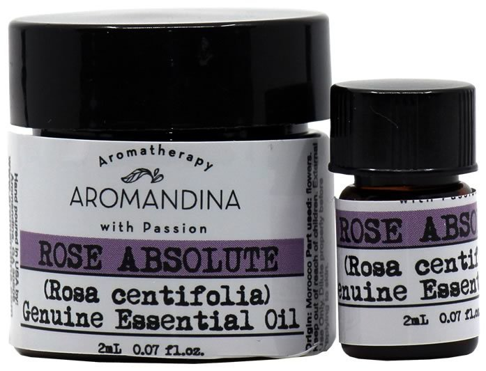 Rose Essential Oil 90078