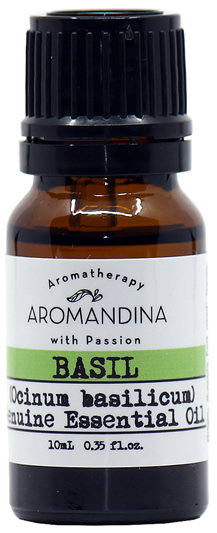 Basil Essential Oil 90001