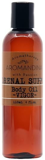 Adrenal Support Body Oil 60061