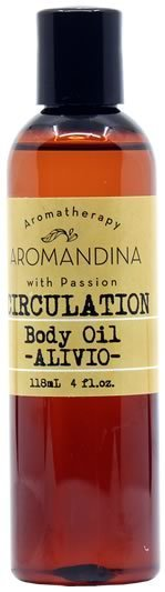 Body Oil for Circulation 20021