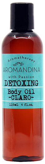 Detoxing Body Oil - CLARO 50051
