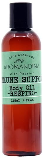 Immune Support  Body Oil 10014