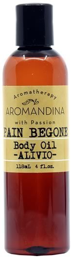 Pain Begone Body Oil 20023