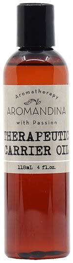 Therapeutic Carrier Oil 80001
